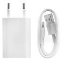 A1400-MD818 - Pack charge Apple origine chargeur secteur + câble USB