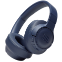 JBL-T750BTNCBLEU - Casque bluetooth JBL Tune 750BTNC bleu à suppression de bruit ambiant