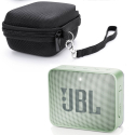 PACK-JBLGO2MINT - PACK Enceinte JBL Go-2 mint + Housse de transport