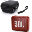 PACK-JBLGO2ROUGE - PACK Enceinte JBL Go-2 rouge + Housse de transport