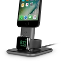 TW-HIRISE-DUET - Dock Support Twelve-South HiRise-Duet chargeur iPhone et Apple Watch